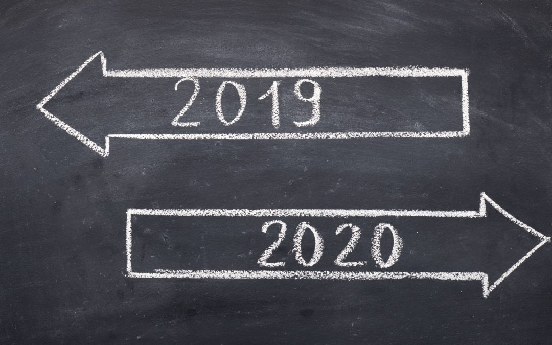 January 2020 – What's going to happen in 2020?